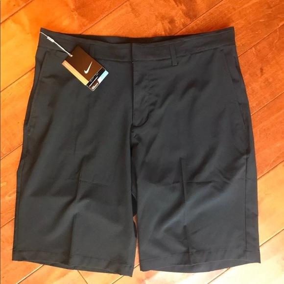 4251e5daabc1e Nike Shorts   Brand New Mens Golf Black   Poshmark